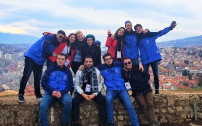 EYOF unites youth from the region