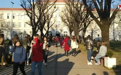 The expectations suffocate Montenegrin high school students