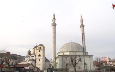 Të rinjtë kosovarë: objektet fetare nuk na kanë faj për konfliktet tona me serbë
