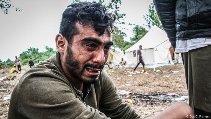 Nasilje nad izbjeglicama na Balkanskoj ruti