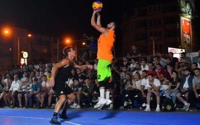 Ulični basket spaja mlade iz čitavog regiona