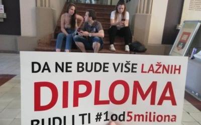 Nastavak bunta u Srbiji